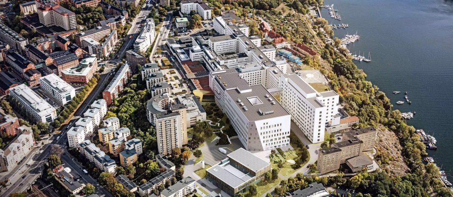 Södersjukhuset BY04 Etapp 1